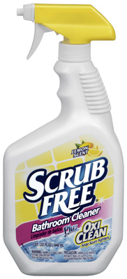 32OZ Lemon Bath Cleaner - Woods Hardware
