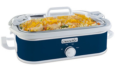 3.5QT BLU Cooker Crock