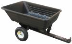 10CUFT 400LB Poly Cart