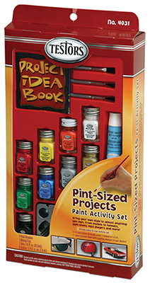 PT Kids Proj Paint Set