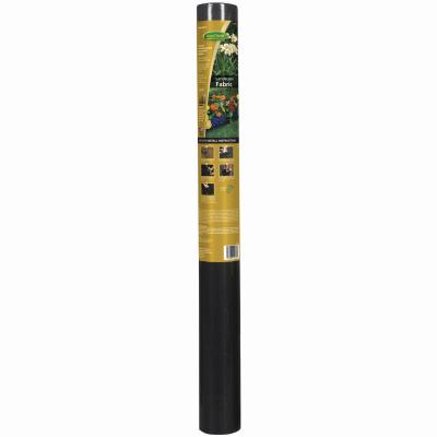 3x50 BLK Landsc Fabric - Woods Hardware