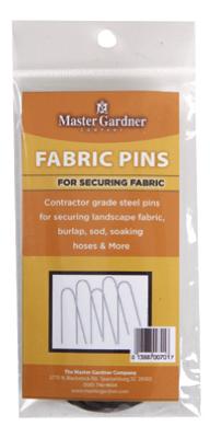 10PK STL Fabric Pin