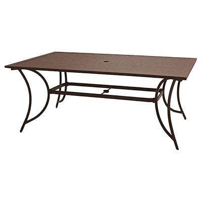 Bellevue 40x68 Table - Woods Hardware