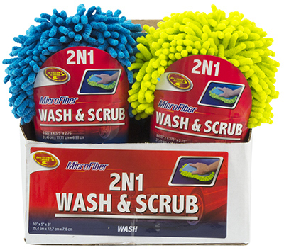 2/1 Soap/Scrub Sponge
