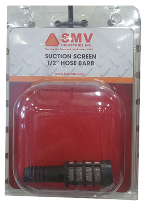 "1/2""HB Suction Screen"