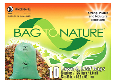 10CT 33GAL Compost Bag