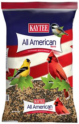 18LB All Amer Bird Food