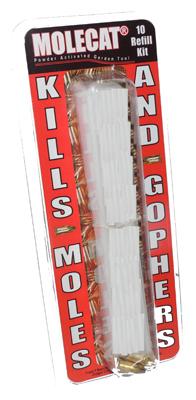 10PK Molecat Refill Kit