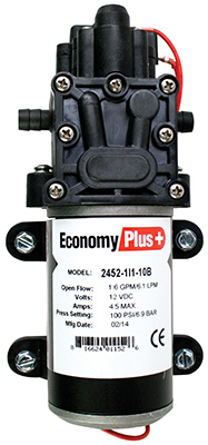 1.6GPM 12V Remco Pump