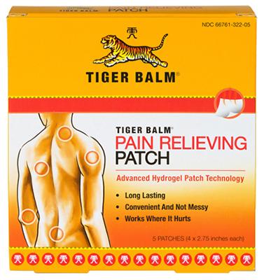 5CT Tiger Balm Patch