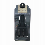 "BLUE RHINO GLOBAL SOURCING 00336TV Grill Zone, 8"", Plastic Grill Brush.<br>Made in: CN"