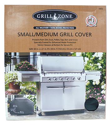 GZ 60x21x50 Grill Cover