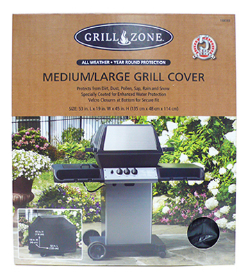 GZ 53x19x45 Grill Cover