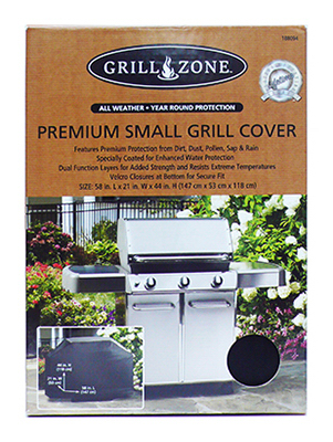 GZ 58x21x44 Grill Cover