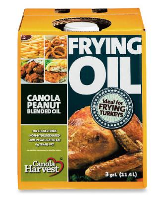 3GAL Canola Peanut Oil