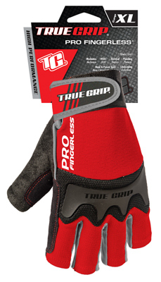 XL Pro Fingerless Glove