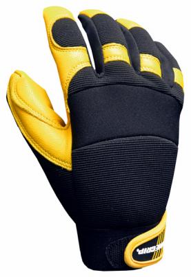XL LTHR Hybrid Glove