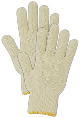 3PK LG WHT Util Glove