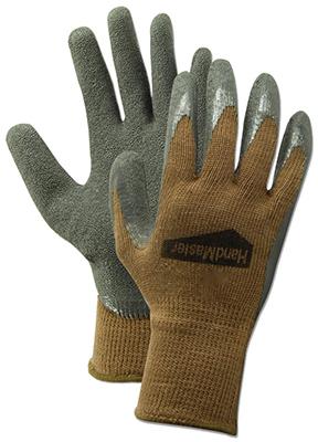 3PK LG Taupe Palm Glove