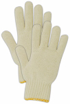 MAGID GLOVE & SAFETY MFG. 93T Large, Seamless Knit Cotton Blend Utility Glove, With Stretch Fit