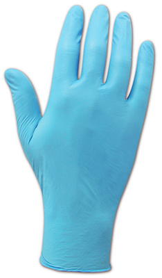 100PK LG Nitrile Glove