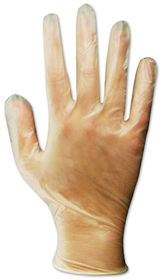 100CT Vinyl Disp Glove
