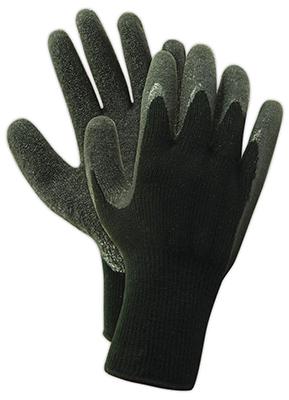3PK LG BLK Wint Glove
