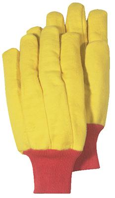 12PK XL GLD Chore Glove