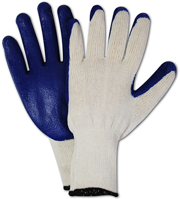3PK Knit Palm Glove