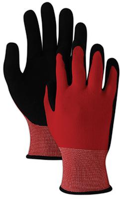 MED/LG Poly/Nitr Glove