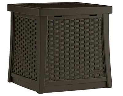 13GAL Resin Deck Box