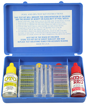 2WY Pool Test Kit