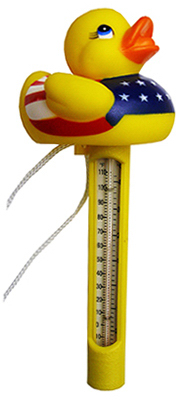 Duck Pool Thermometer