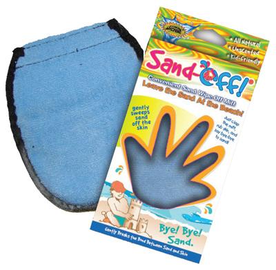 BLU Sand Off Mitt