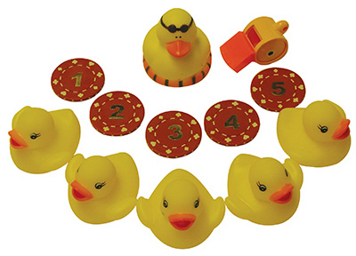 Chuck The Duck Game