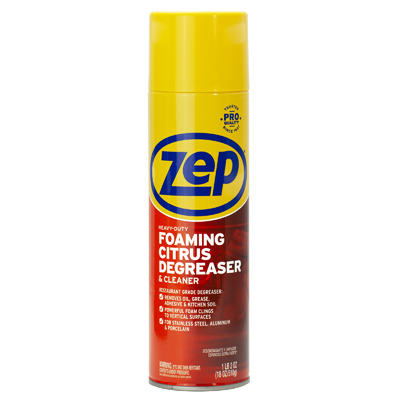 Zep 18OZ Foam Degreaser
