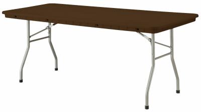 6x30 DK BRN Rhino Table
