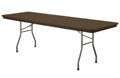 8x30 DK BRN Rhino Table