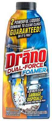 Drano 17OZ Clog Remover - Woods Hardware
