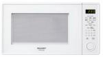 1.3CUFT WHT Microwave