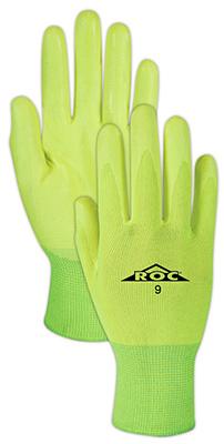 MED YEL Hi Visib Glove