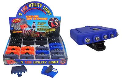 5 LED Clip Light
