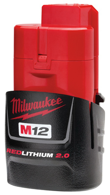 M12 12V2.0 Battery Pack