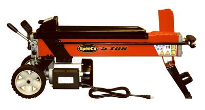 5T Log Splitter - Woods Hardware