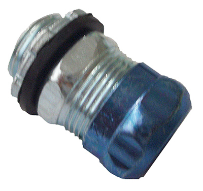 "1"" EMT Rain Connector"