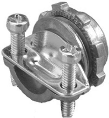 """5PK 3/8""""Clamp Connector"""
