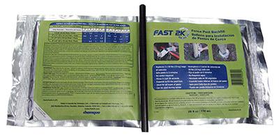 Fast 2K 26OZ Back Fill