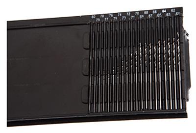 20PC Mini Drill Bit Set