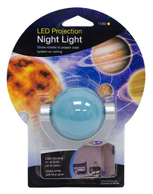 Planet Proj Night Light