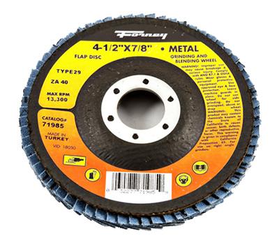 4.5x7/8 40G Flap Disc